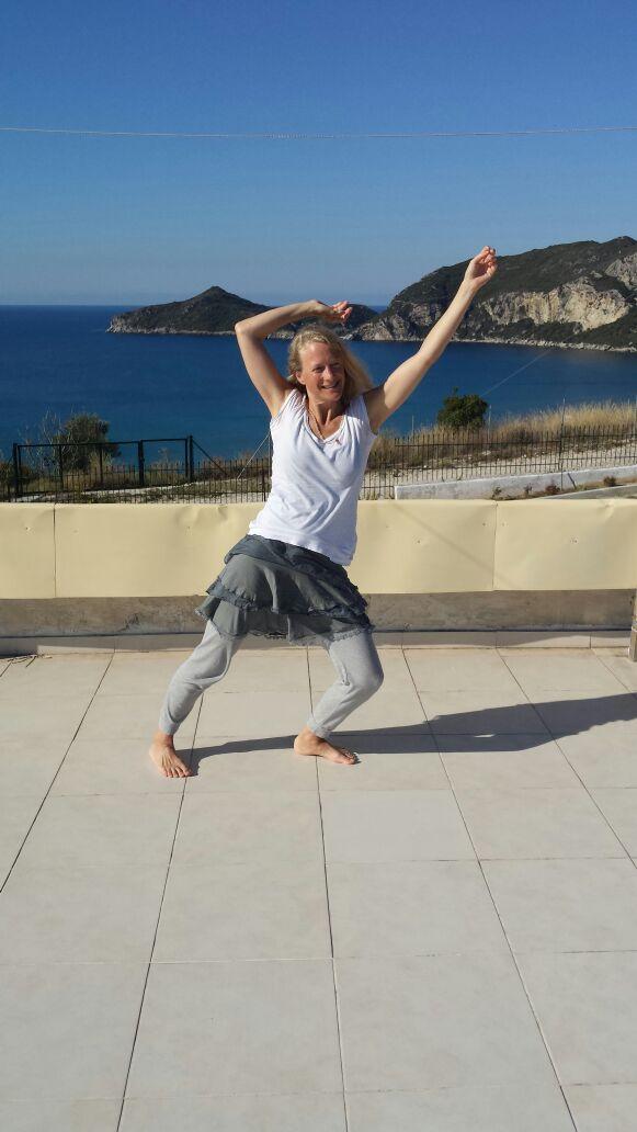 Yoga & Tanz Urlaub auf Korfu