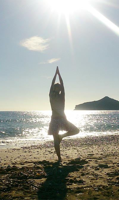 Yoga Urlaub Griechenland